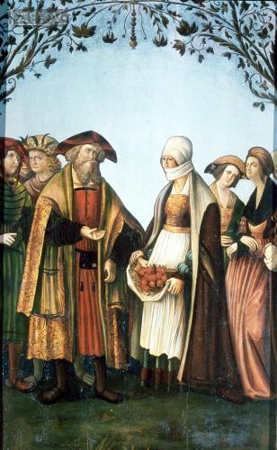 Heilige Elisabeth Steckbrief